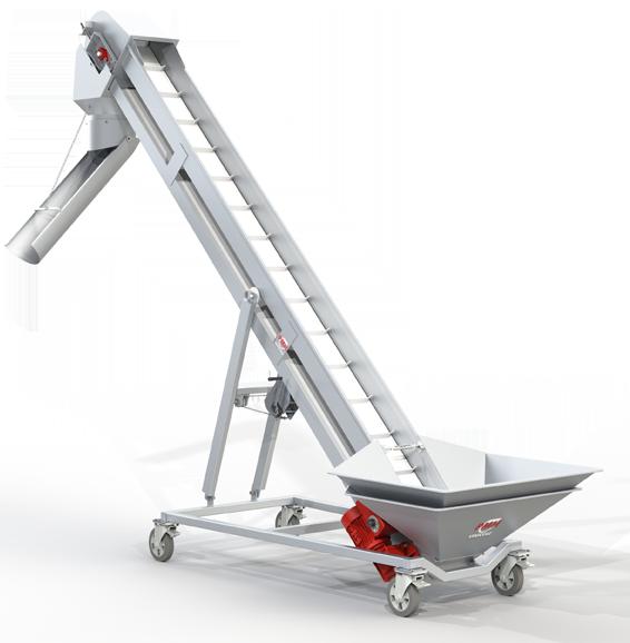 Tapis transporteur conveyor belt TC30 4000 PMH Vinicole