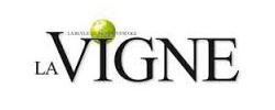logo magazine la vigne revue viticole