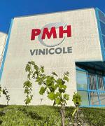 siege headquarter france PMH vinicole vine