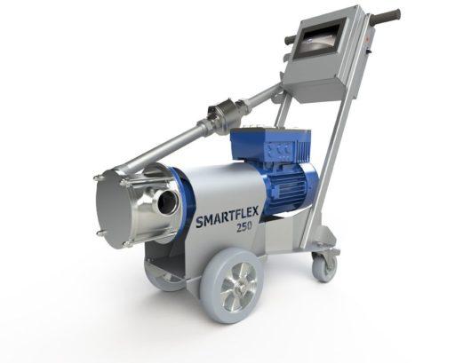 pompe impulseur smartflex agroalimentaire impeller pump