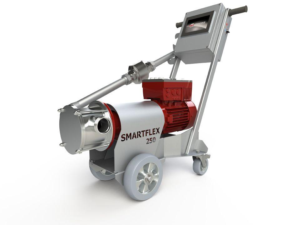 Impeller wine pump SMARTFLEX